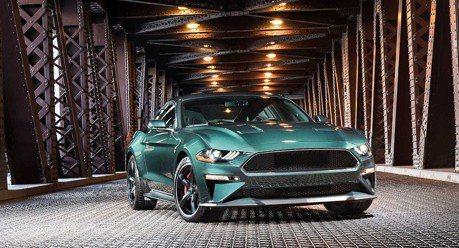 多花30萬買Ford Mustang Bullitt野馬值得嗎?