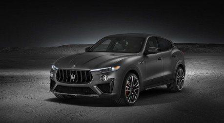 Maserati Levante Trofeo搭載法拉利渦輪V8! Porsche需要緊張嗎?