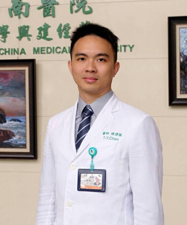 台南市立安南醫院新陳代謝科醫師陳擇穎 圖/醫院提供