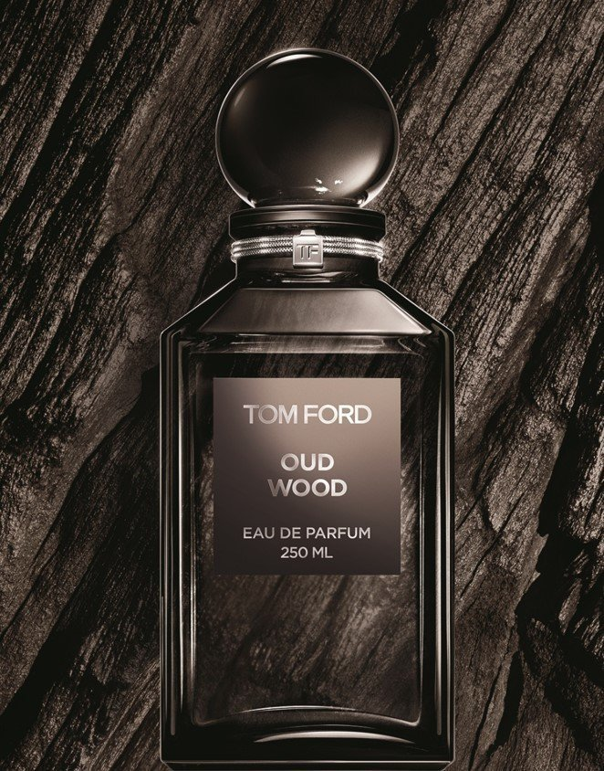 TOM FORD OUD WOOD私人調香系列神祕東方以珍稀沉香為主軸,是全球銷...