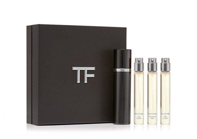 TOM FORD神祕東方系列頂級香氛禮盒,售價7,200元,全台限量30組。圖/...