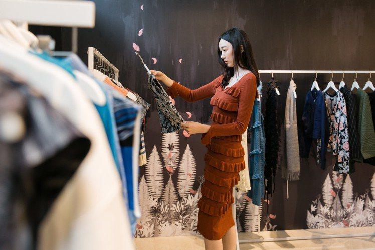 APUJAN首度開設品牌期間限定店。圖/APUJAN提供