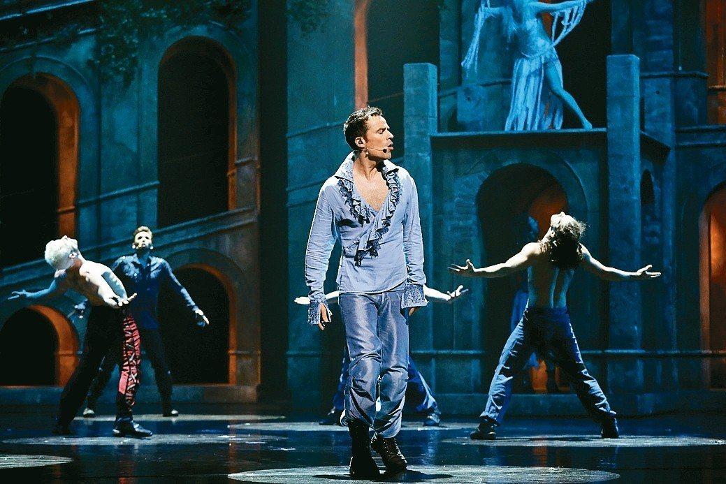 重新打造的《羅密歐與茱麗葉》,五月來台演出。 圖/聯合數位文創提供