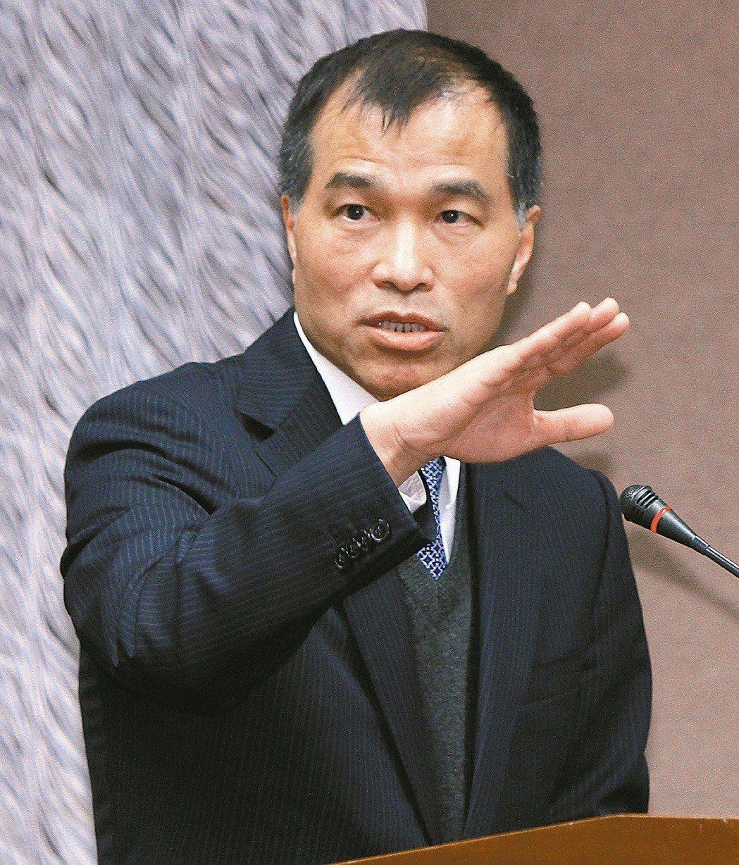 前交通部長葉匡時。 圖/聯合報系資料照片