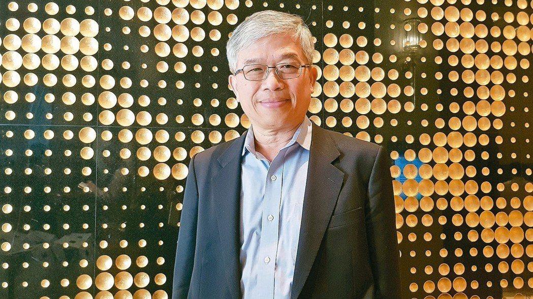 貿聯-KY董事長梁華哲。 報系資料照