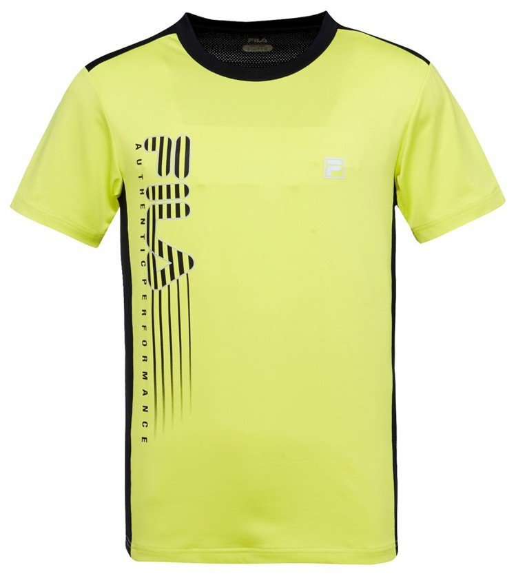 FILA訓練用抗UV T恤,約1,480元。圖/FILA提供
