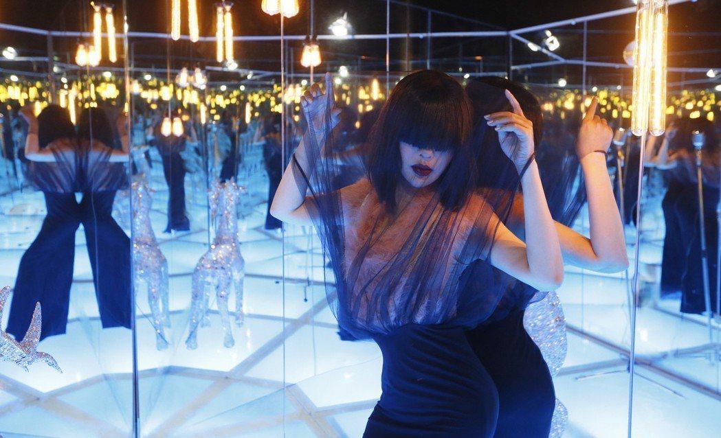 利菁推新歌「迷霧 」。圖/伊林娛樂提供