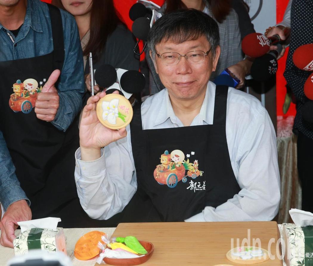 台北市長選舉/真命天子? 柯文哲:愚人節過了