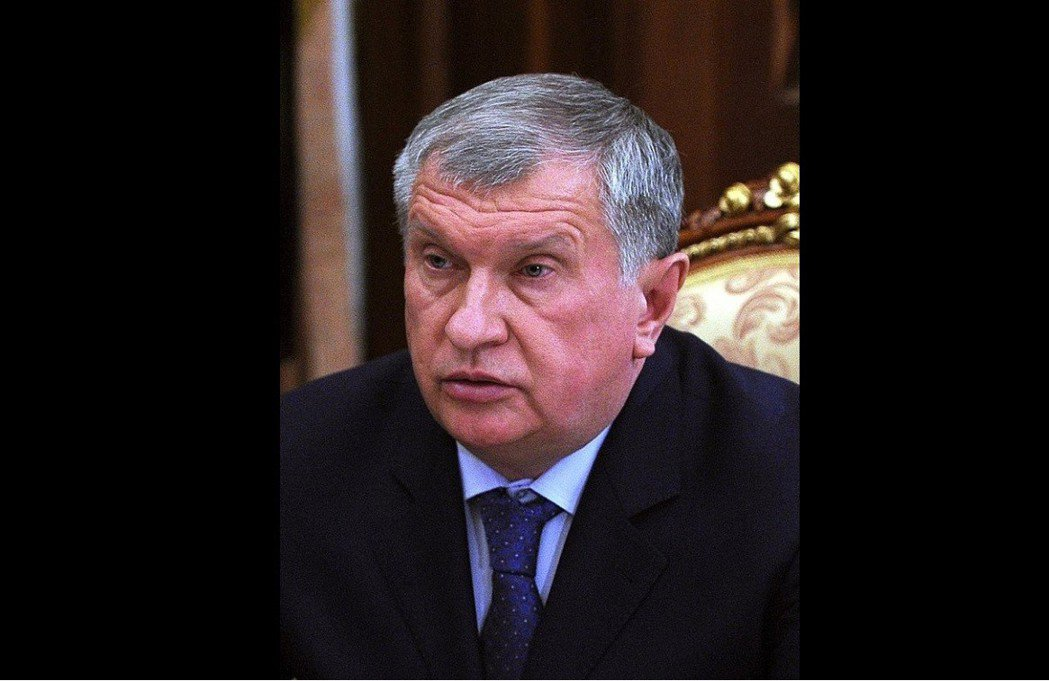 俄國國油Rosneft的負責人謝欽(Igor Sechin)。 圖/摘自維基百科