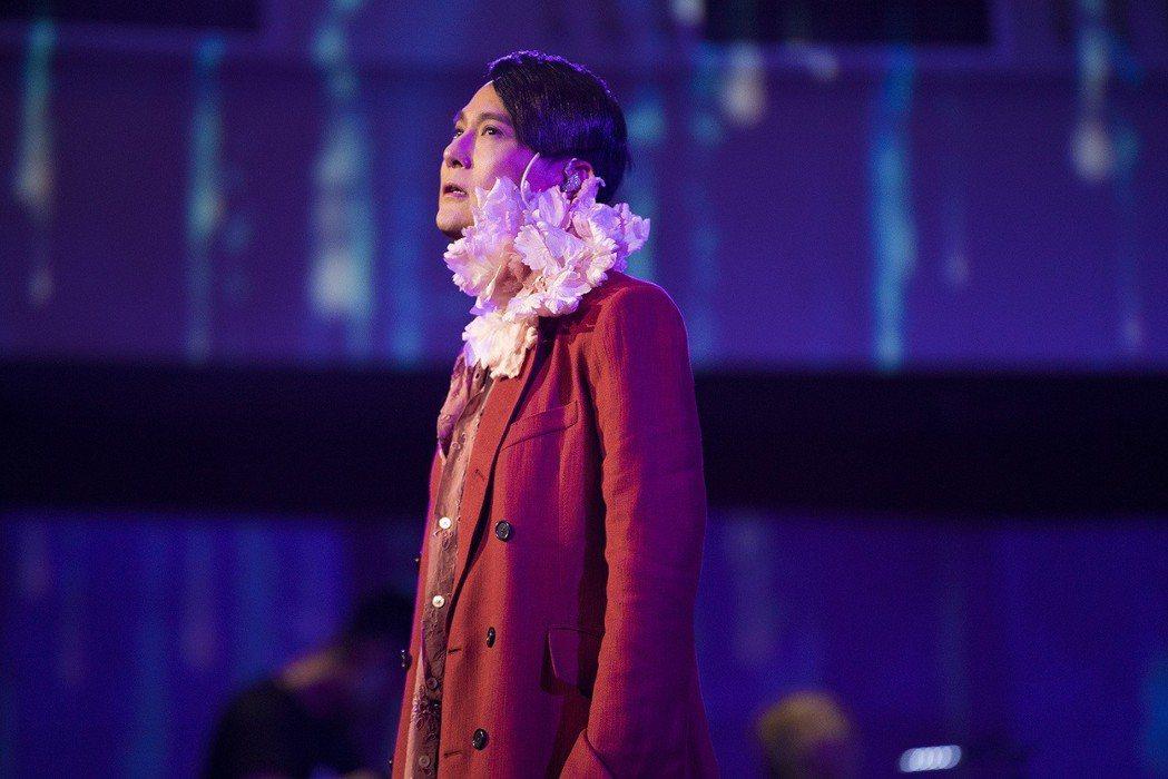 張信哲北京音樂廳開唱,重新翻唱許多經典歌曲。圖/潮水音樂提供