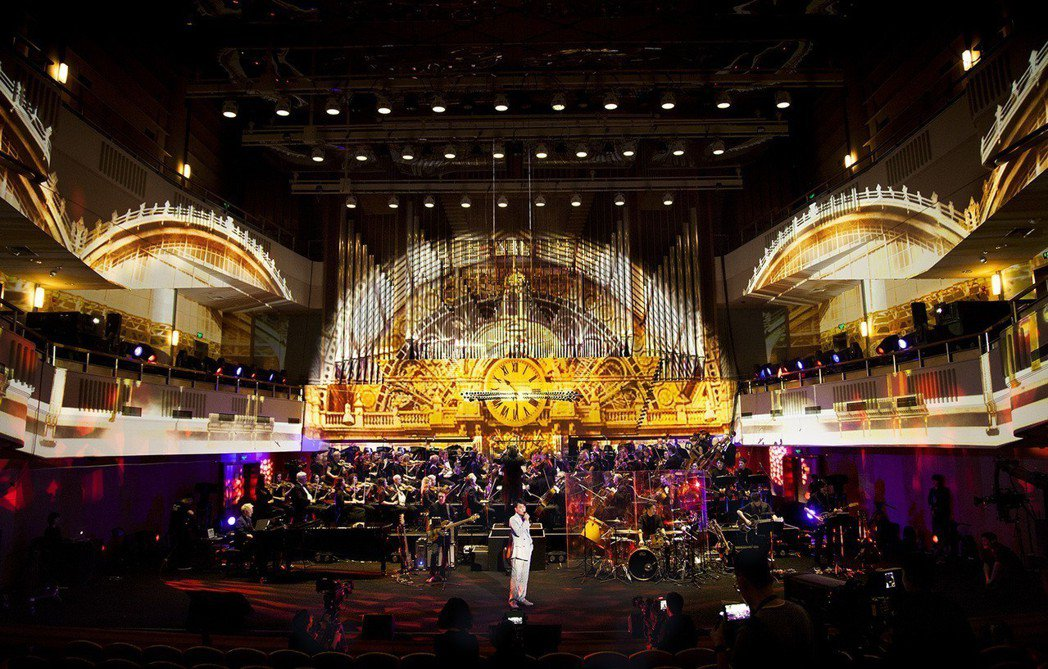 張信哲5日起一連兩天登上北京音樂廳開唱。圖/潮水音樂提供