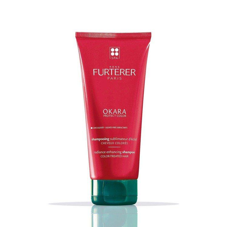 RF荷那法蕊OKARA恆采髮浴,200ml售價1,380元。 圖/各業者提供