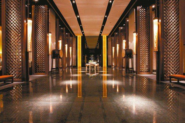 結合台南特色,很有文創風格的酒店。  圖/台南晶英酒店提供