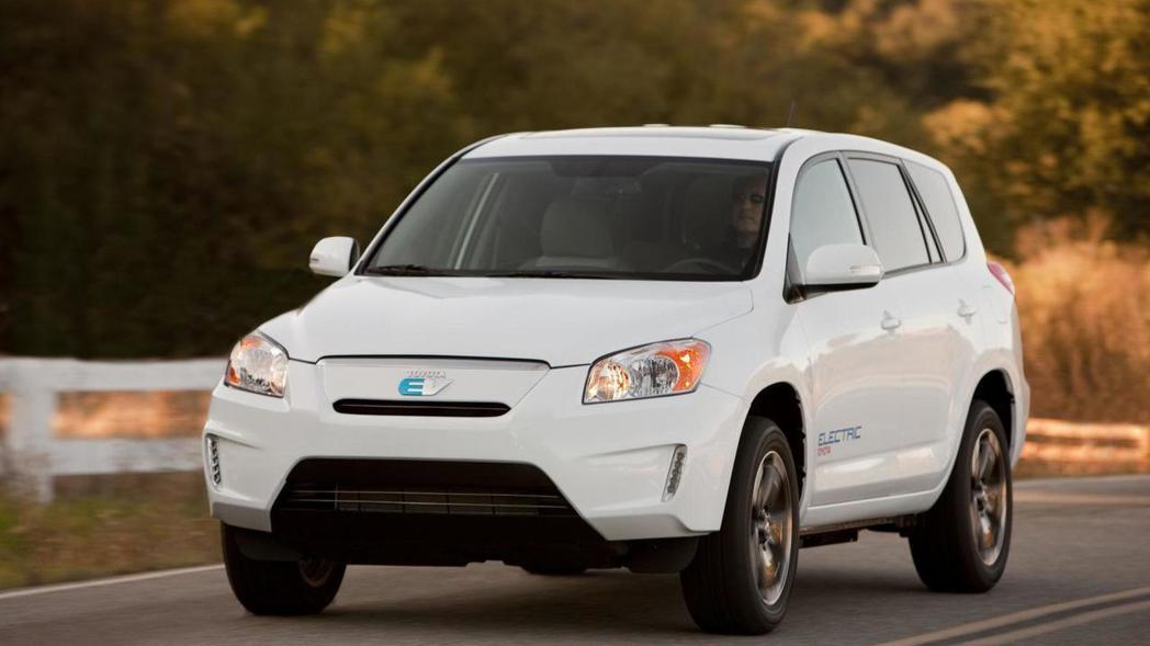 圖為Toyota EV (已停產)。 摘自Toyota