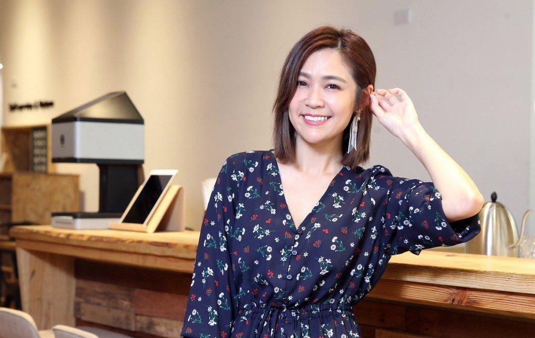 安苡愛專訪。記者徐兆玄/攝影