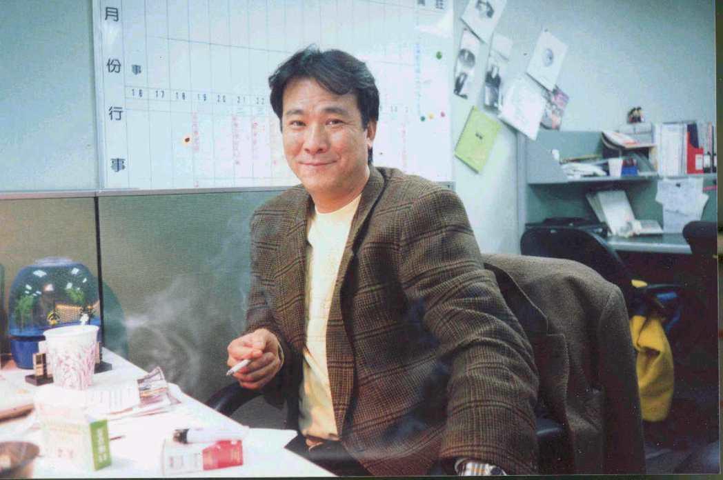 李修賢年輕時是俊帥小生。圖/聯合報系資料照
