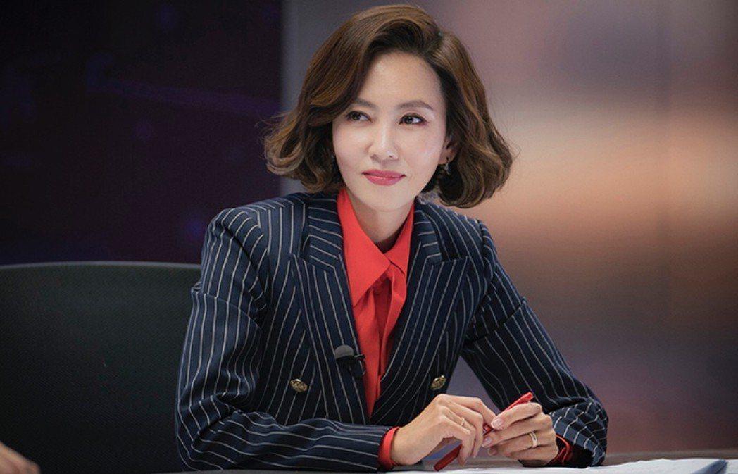金南珠為了主播角色煞費苦心。圖/摘自臉書