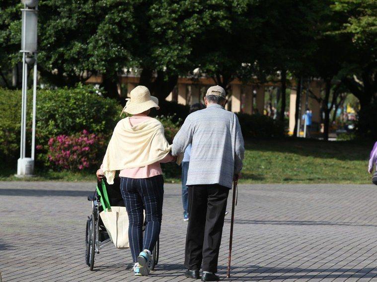 夫妻同時罹癌,是因為會傳染嗎?示意圖/聯合報系資料照片