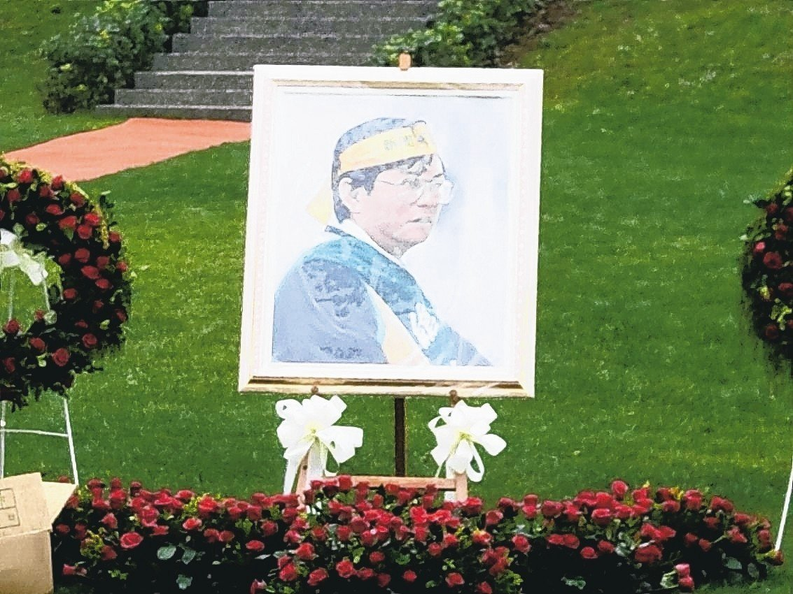 鄭南榕於1989年4月7日自焚身亡,他主張爭取、捍衛言論自由的精神永為典範,20...