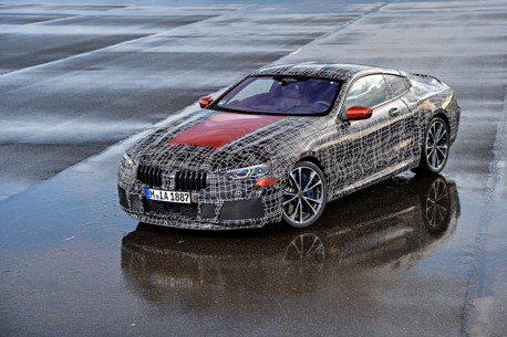 準備好了嗎? 全新BMW 8 Series六月利曼耐力賽發表