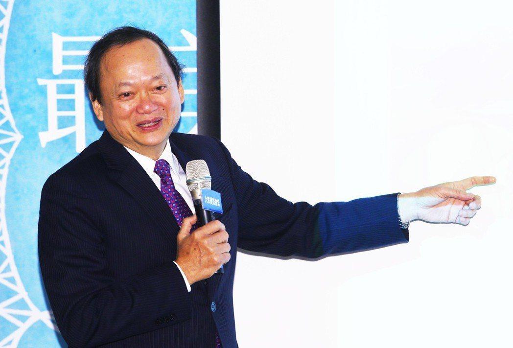 前台北市副市長葉金川。 圖/聯合報系資料照片