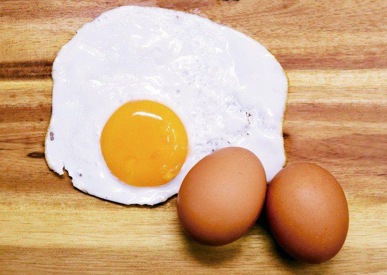 雞蛋。 圖/元氣周報