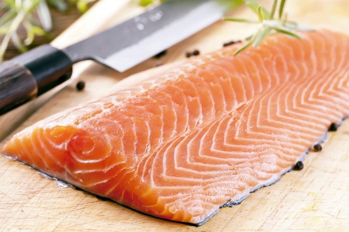 鮭魚 圖/元氣周報