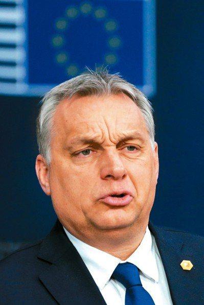 匈牙利總理奧班是歐洲民粹國族主義的代表人物。 美聯社