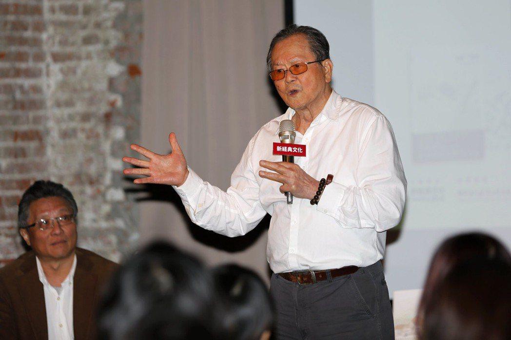 4月7日,「簡單,不簡單--跟著黃春明讀桑貝」活動在台北華山1914文化創意產業...