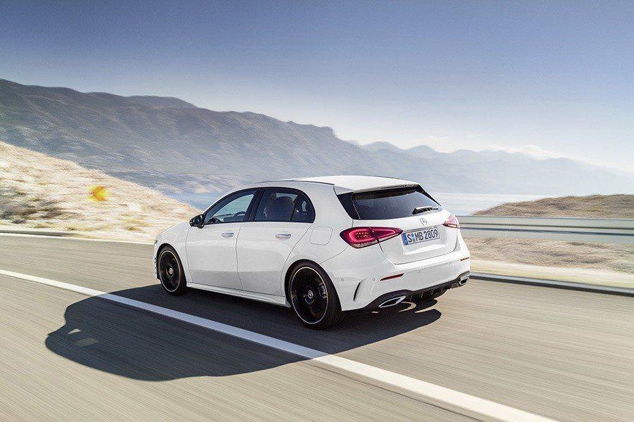 新一代A45有望成為鋼砲之王。 Mercedes-Benz提供