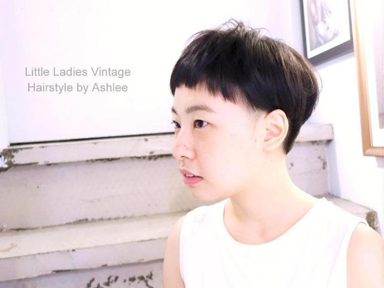 髮型創作/Ashlee Zhan。圖/StyleMap提供