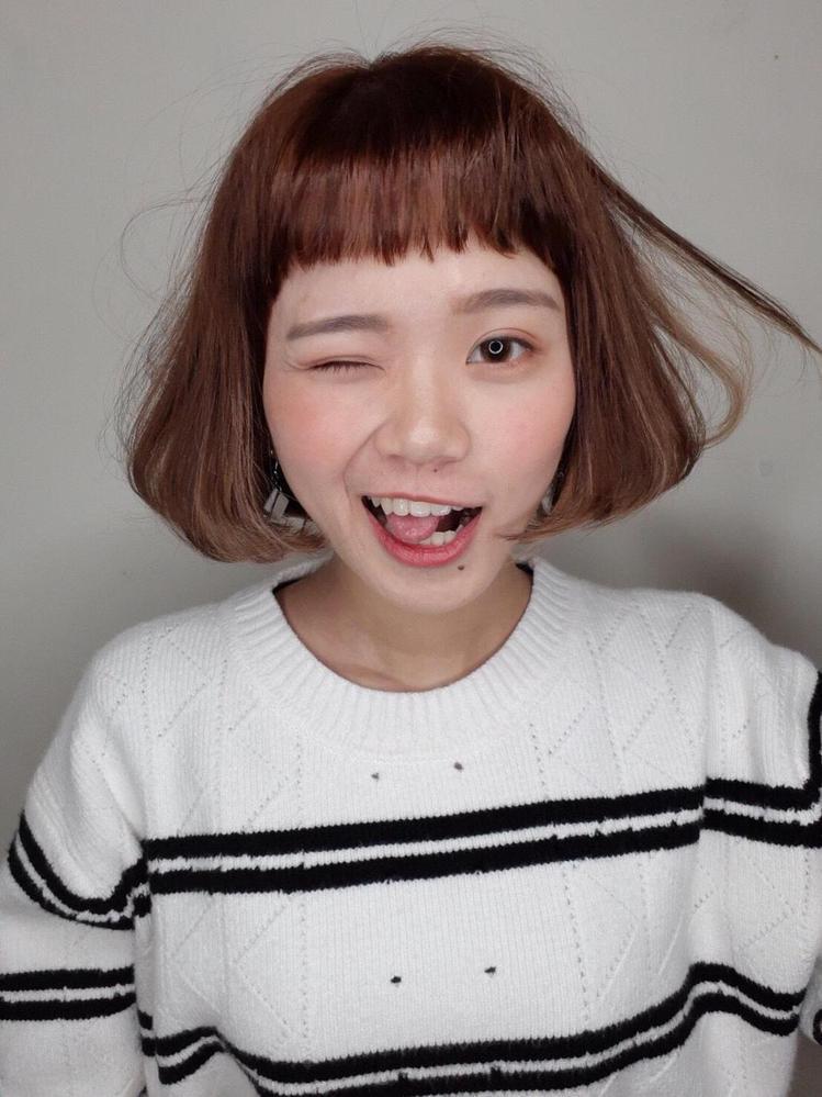 髮型創作/Max。圖/StyleMap提供