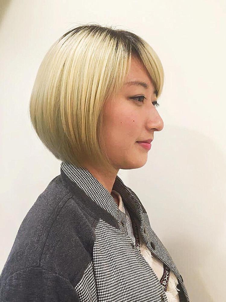 髮型創作/Terri。圖/StyleMap提供