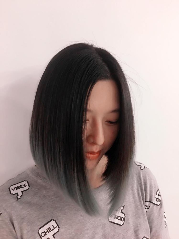 髮型創作/潘。圖/StyleMap提供