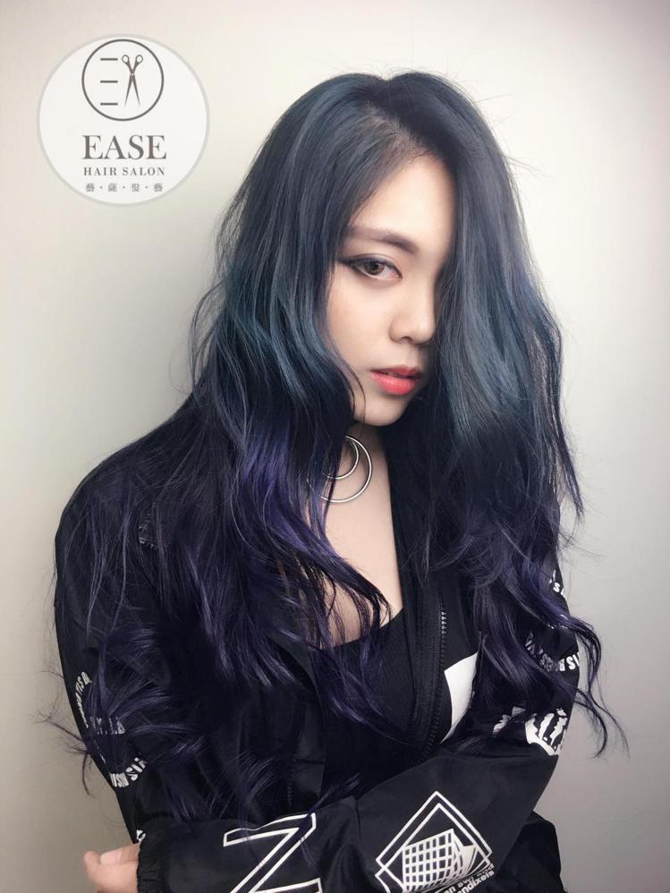 髮型創作/Jessica Wang。圖/StyleMap提供