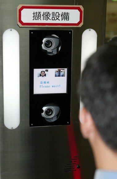 臉部和指紋辨識技術,讓通關查驗更精準和更有效率。聯合報系資料照