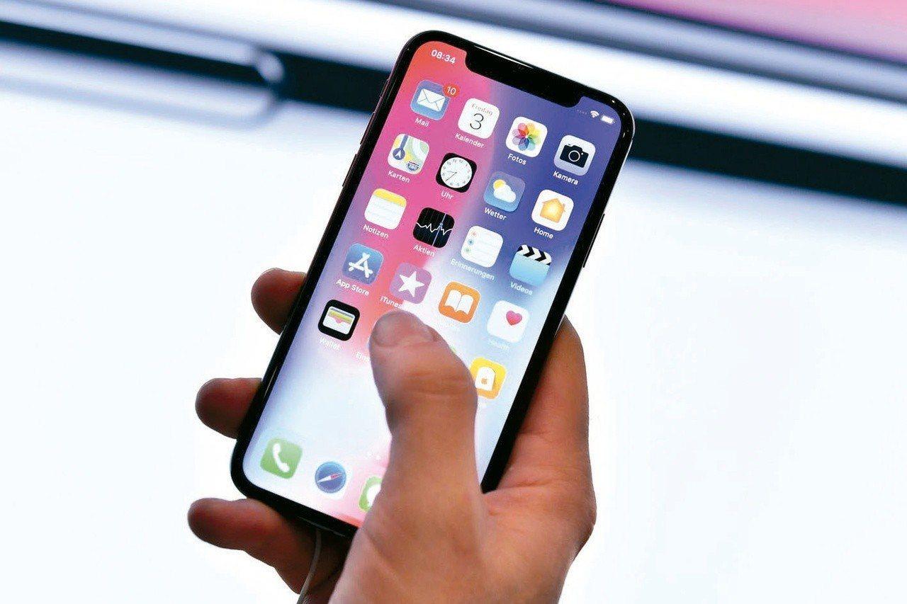 蘋果去年以iPhone X為首的三款新機銷量不見起色,為了扳回一城,傳出今年主打...
