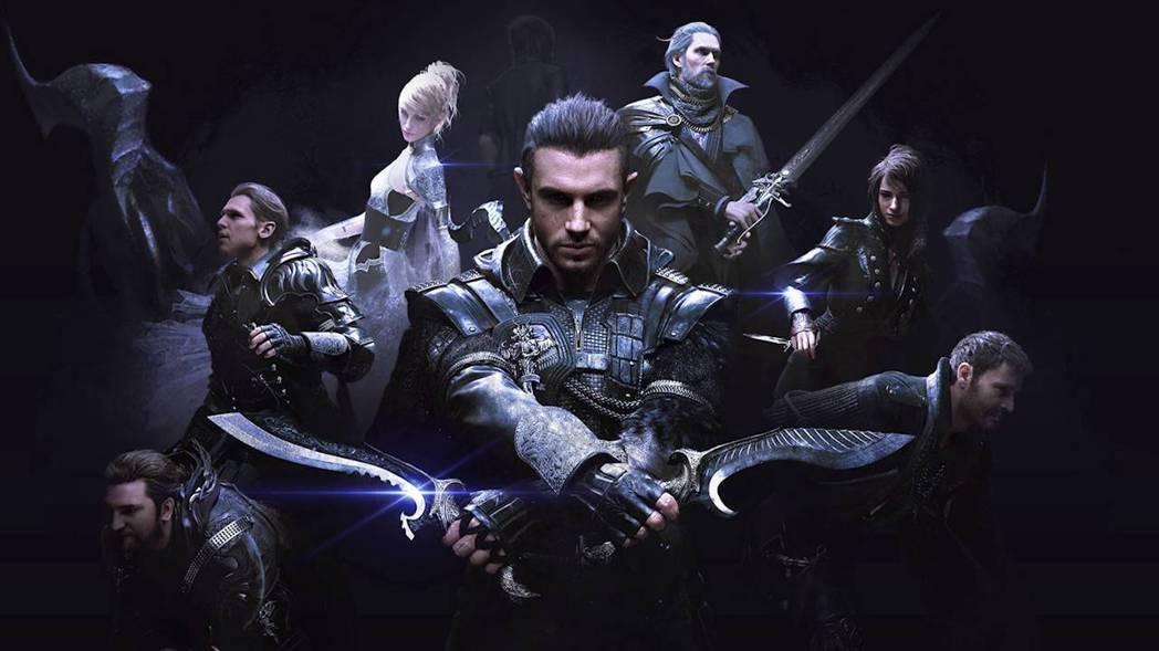 開始遊玩之前,建議先看完王者之劍動畫電影,裡面提到許多重要劇情。
