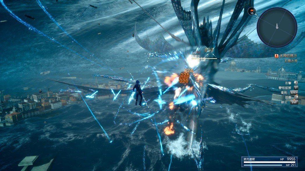 劇情解鎖的幻影劍能力,據說蒐集全十三把幻影劍能解放幻影劍真正威力。