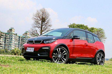 未來移動進行式 BMW i3s試駕