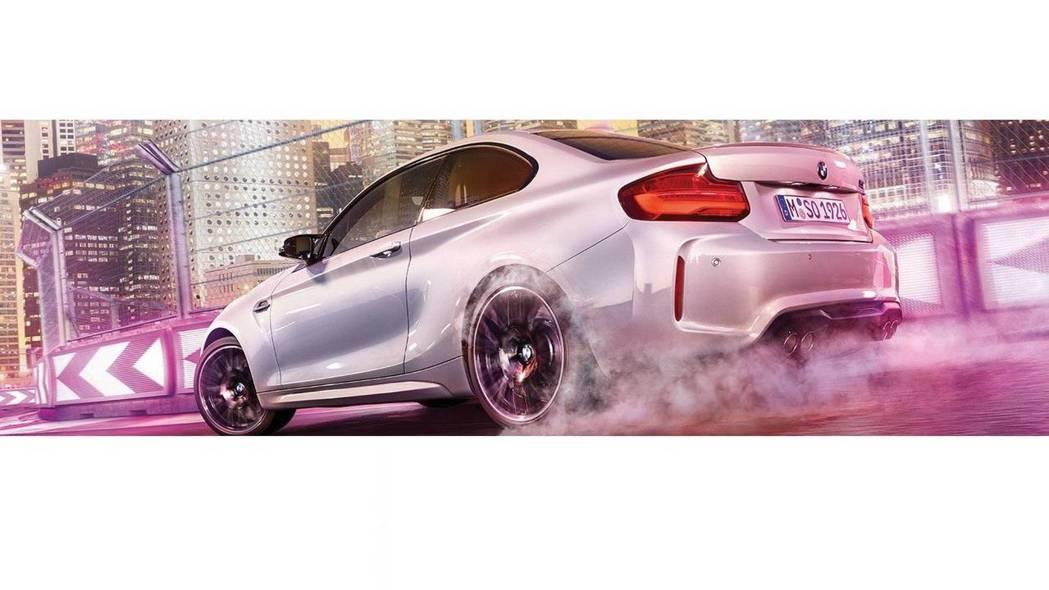 換引擎後能有410匹最大馬力。 摘自BMW