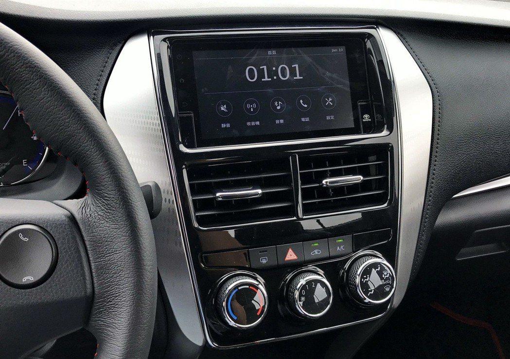 Drive+隨行駕駛系統。 記者陳威任/攝影