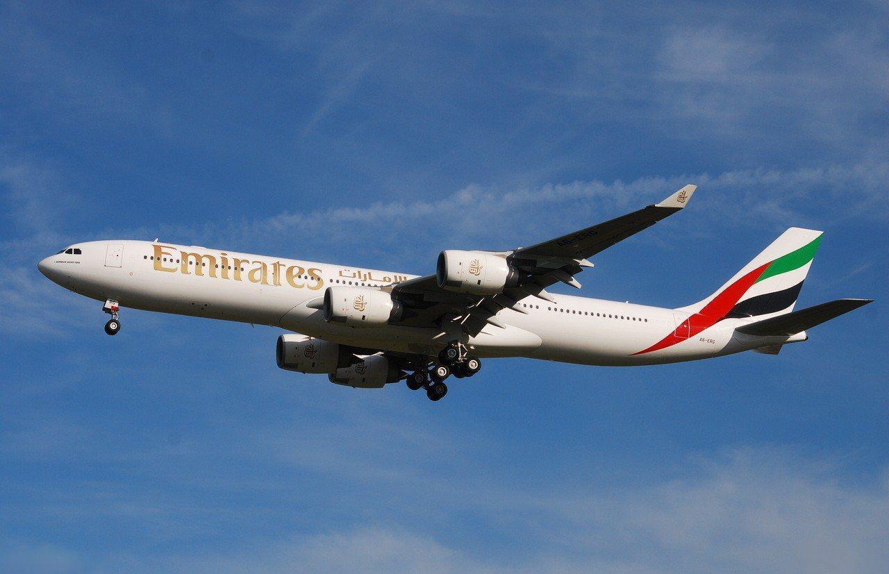 Emirates Airlines google