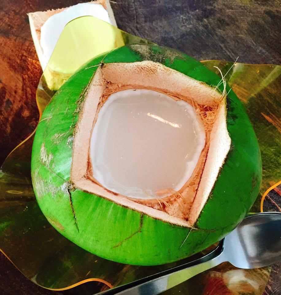 椰子布丁 太子椰