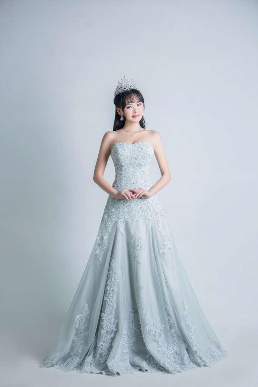 木熙衣外型出色,現更成為最年輕主席。圖/城市小姐選美協會提供