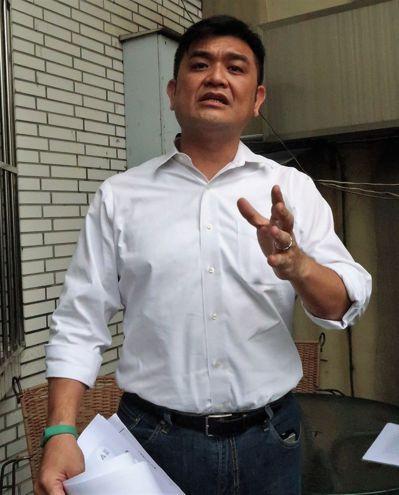 邱議瑩的弟弟邱名璋,在民進黨屏東市長初選落敗。 圖/聯合報系資料照片