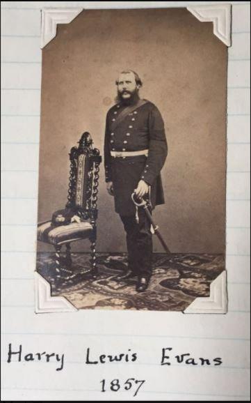 「虎鎣」之前的擁有者是前英國海軍上尉伊凡斯(Harry Lewis Evans)...