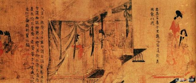 被英法聯軍洗劫的圓明園珍寶之一「女史箴圖」,現存大英博物館。 圖/取自人民網