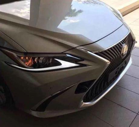 人生進階款 Lexus ES 大改露出? 咱們北京瞧瞧