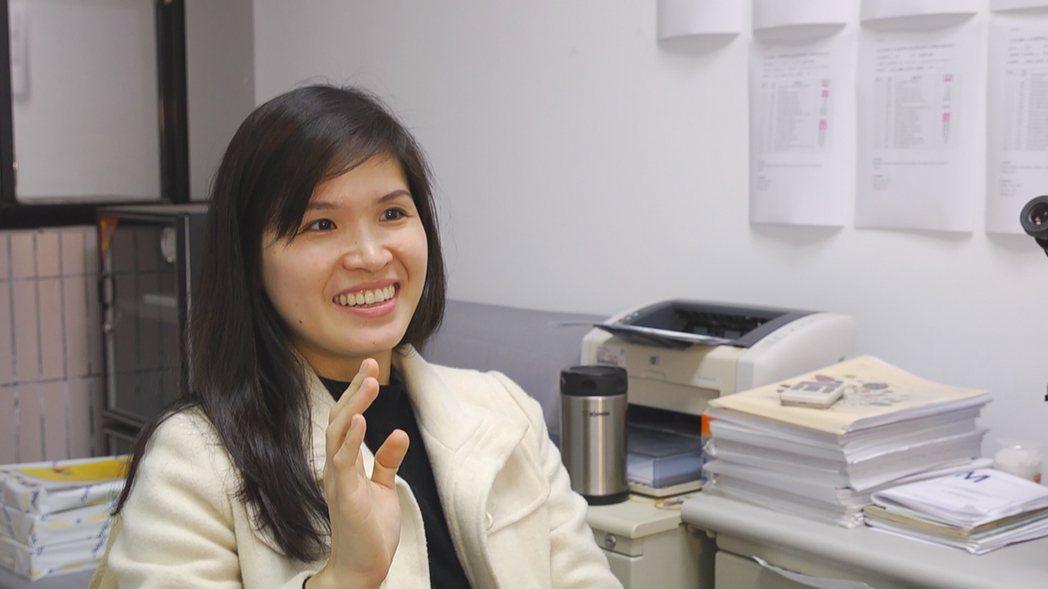 教授解剖課,也是大體捐贈勸募人的蔡怡汝教授。 圖/TIDF提供